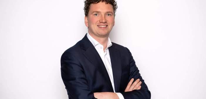 Nick van Vliet in dienst bij PingProperties