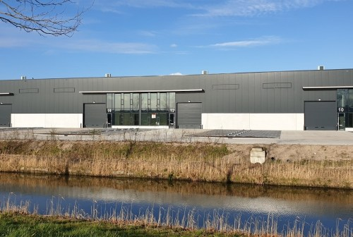 Nieuwbouwproject 'Maaiveldweg 10-16' in Bergschenhoek volledig verhuurd