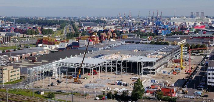 ProDelta verhuurt unit 4 van nieuwbouwontwikkeling Distriport Waalhaven