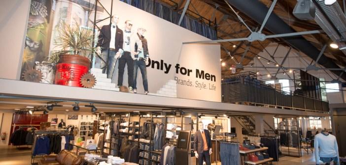 Syntrus Achmea sluit overeenkomst met modeformule Only for Men voor winkel van 1.000 m² in winkelcentrum Makado Beek
