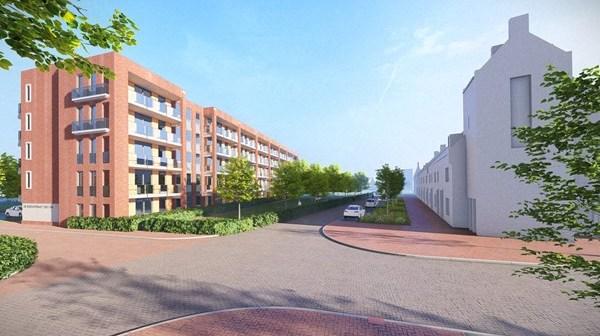 Vidomes en AM tekenen overeenkomst voor 36 NOM-appartementen in Schoemaker Plantage in Delft