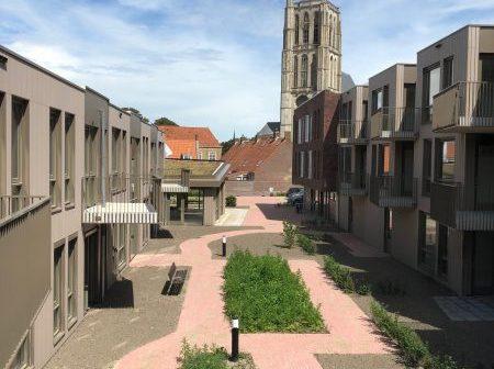 Woon- en zorgcomplex Het Prinsenkwartier in Brielle opgeleverd aan Altera Vastgoed
