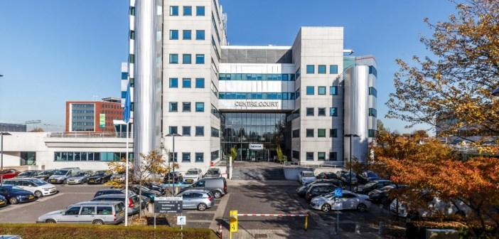 Eurojob B.V. huurt kantoorruimte in 'Centre Court' te Hoofddorp Beukenhorst-Oost