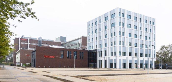 Oplevering nieuwe hoofdkantoor Teijin Aramid, Arnhem