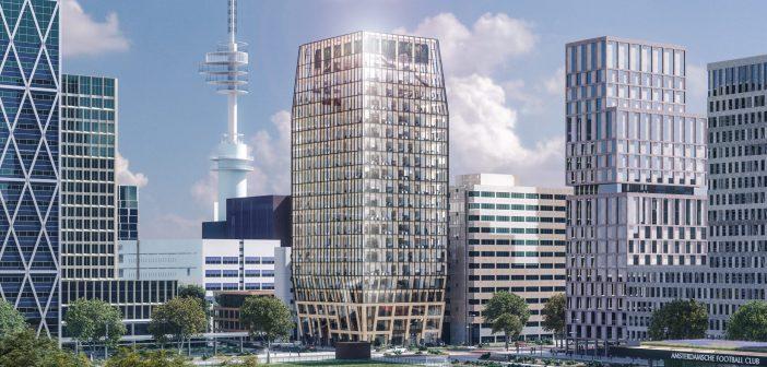 NSI N.V. en Gemeente Amsterdam tekenen afsprakenbrief voor de ontwikkeling van een 22.000 m² duurzaam houten kantoorgebouw op de Zuidas