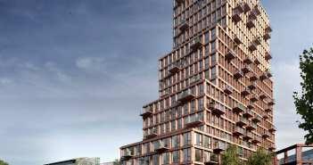Gemeente Almere en AM tekenen overeenkomst voor realisatie stedelijk woonicoon HIGHnote