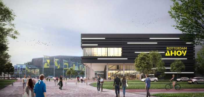 Nieuwe fase Hart van Zuid met bioscoop en parkeergarage