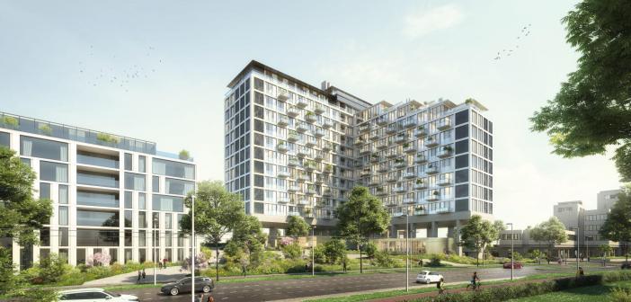 Syntrus Achmea en BPL Pensioen geven huurders van sociale woningen voorrang in High Park in Arnhem