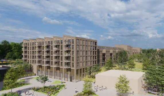 AM en Woonstede realiseren 201 sociale huurwoningen in gebiedsontwikkeling OP ENKA in Ede