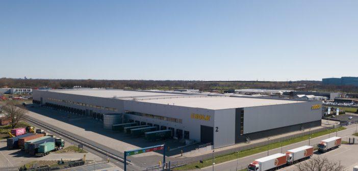 Granite REIT koopt warehouse in Hengelo van Bolk Logistics