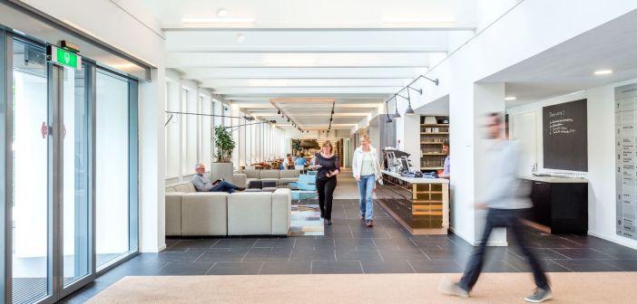 Worley Nederland huurt 740 m² kantoorruimte in kantoorgebouw De Enk, Arnhem