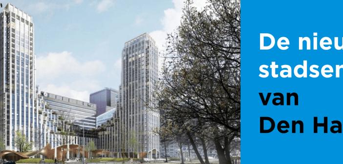 Ballast Nedam sluit bouwteamovereenkomst voor de nieuwe stadsentree van Den Haag