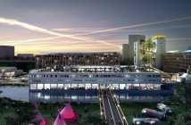 Groene Toren Bajeskwartier in Amsterdam wordt proeftuin duurzame gebiedsinnovaties