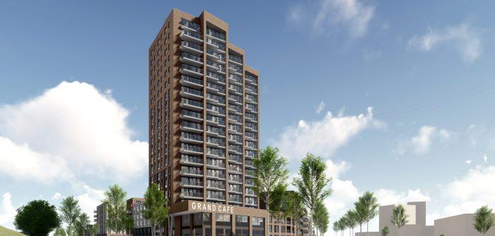 Timpaan en Ontwikkeladviseur verkopen 171 appartementen in Oostzijderpark naast station Zaandam Kogerveld aan MN