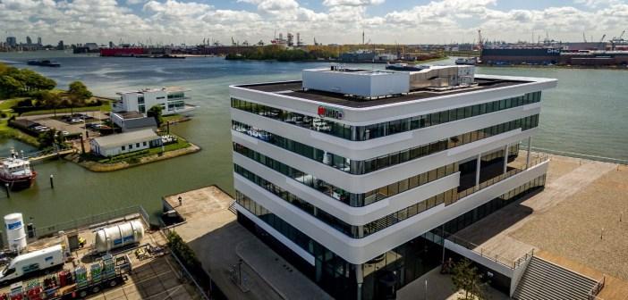 Linde Gas Benelux huurt kantoorruimte aan de Havenstraat 23 te Schiedam