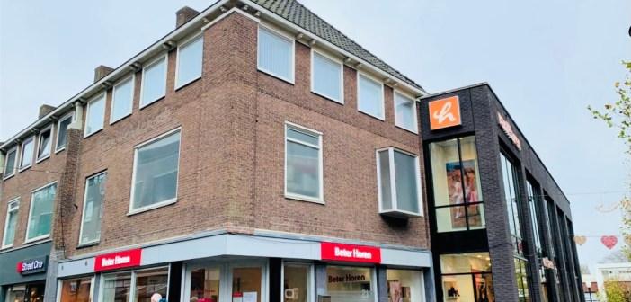 The Barbershop huurt Sint Jorisplein 47 in Ridderkerk