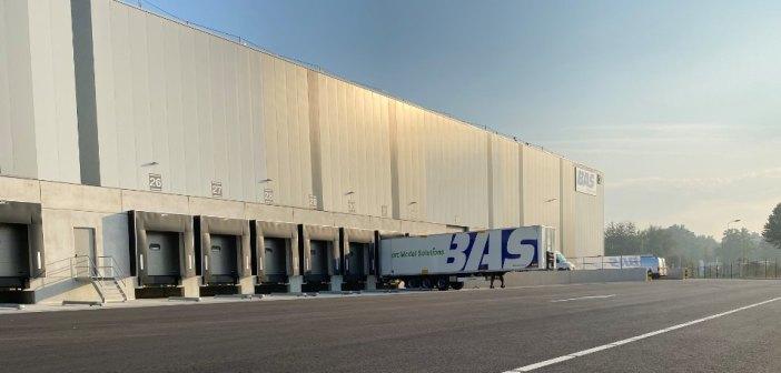 VGP verhuurt 8.000 m² warehouse in Roosendaal aan Bas Warehousing