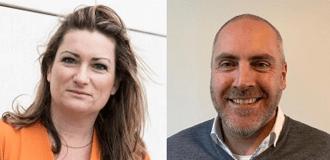 Diane Wigtman en Björn Moust versterken team Kalliste