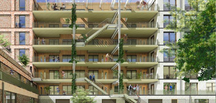 Gemeente Amsterdam en Woonzorg Nederland realiseren nieuwe woonvorm voor senioren in de Stadsveteraan