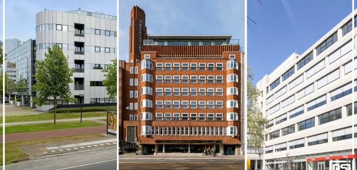 NSI koopt drie gebouwen, waaronder het iconische Atlanta gebouw in Amsterdam