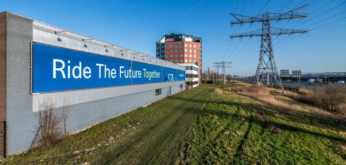 Sagax en VanMoof sluiten huurovereenkomst in Utrecht (Lage Weide)