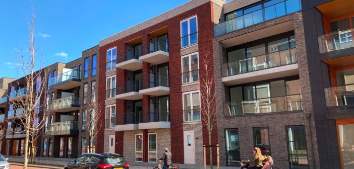 AM draagt 43 woningen Brouwershof in Veenendaal over aan ASR Dutch Core Residential Fund