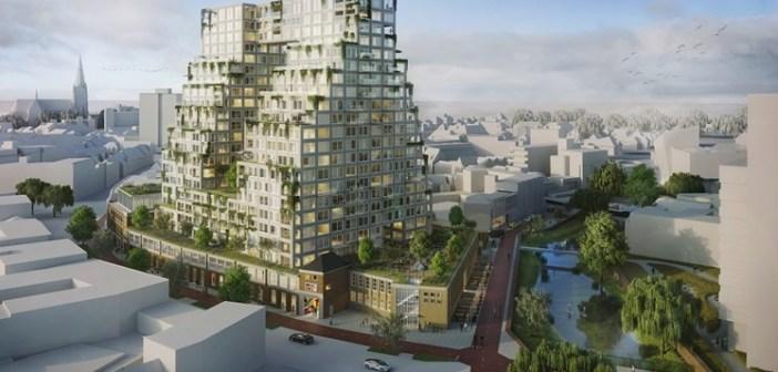 Stayinc. ontwikkelt iconisch nieuwbouwproject bij Schellensfabriek
