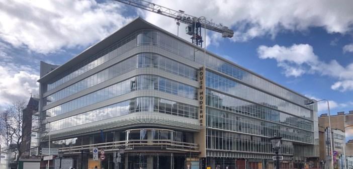 Syntrus Achmea verhuurt winkelunits aan Aldi, SoLow en Geldmaat in House Modernes in Utrecht