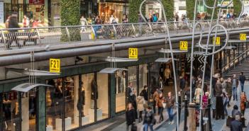 Urban Outfitters opent nieuwe winkel in de Koopgoot in Rotterdam