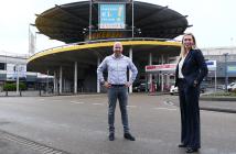 Beheer parkeervoorziening Winkelcentrum MegaStores Den Haag naar Interparking