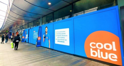 Coolblue huurt 2.520 m² winkelruimte in Alexandrium Megastores Rotterdam
