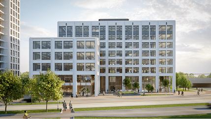 UBS AM koopt kantoorgebouw BOLD op Strijp-S in Eindhoven