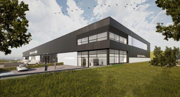 Aan de Stegge Twello en Durfort Vastgoed realiseren nieuwbouw Logistics Court Almere