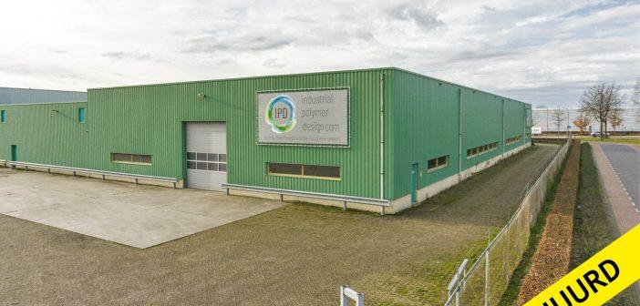AluK Nederland huurt bedrijfsruimte van 1.790 m² aan de Edisonweg 1 Schijndel