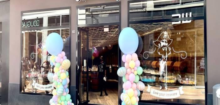 Captain Candy opent eerste winkel aan de Kalverstraat