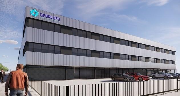 Geerlofs B.V. huurt 3.950 m² bedrijfs-/ kantoorruimte aan de Schuttevaerweg 130 te Rotterdam