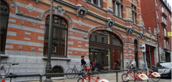 Lynk&Co opent in Antwerpen
