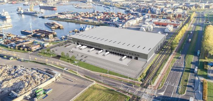 DHG verhuurt 11.000 m² Smartlog Rotterdam 5 aan Global Reach Logistics