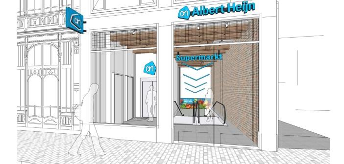 Kelder Koningsplein 6 in Amsterdam opgeleverd aan Albert Heijn