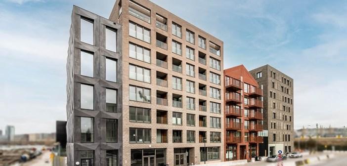 Stadgenoot verkoopt 33 nieuwbouwappartementen op Oostenburg in Amsterdam