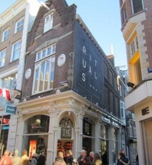 Bath & Body Works opent winkel in Kalverstraat Amsterdam