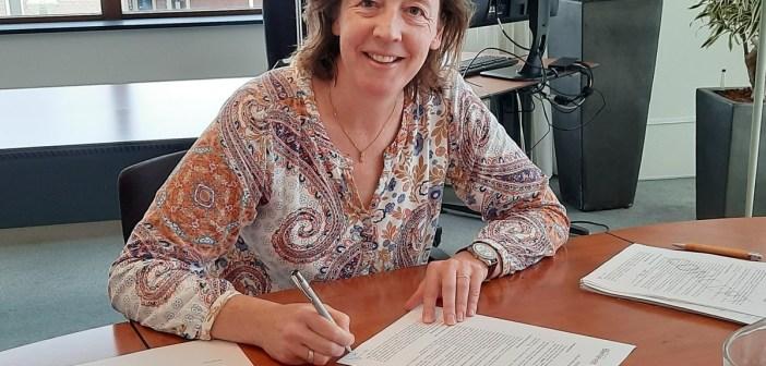 Marieta Peek-Marlet per november nieuwe directeur-bestuurder Woningstichting Barneveld