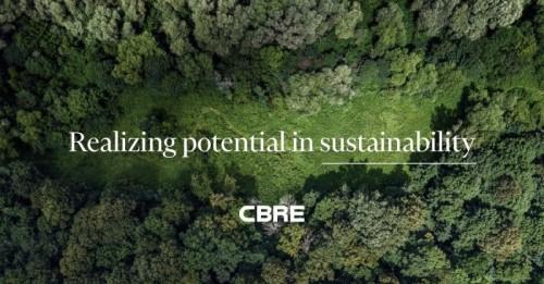 CBRE volledig CO2-neutraal in 2040