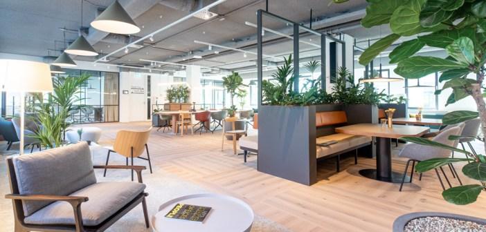 Circa 1.600 m² kantoorruimte verhuurd in The GRID in Utrecht