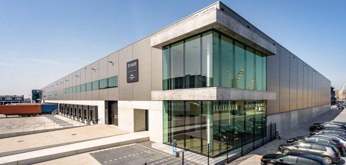 DHG verhuurt 6.700 m² Smartlog Rotterdam 4 aan Solo Stove