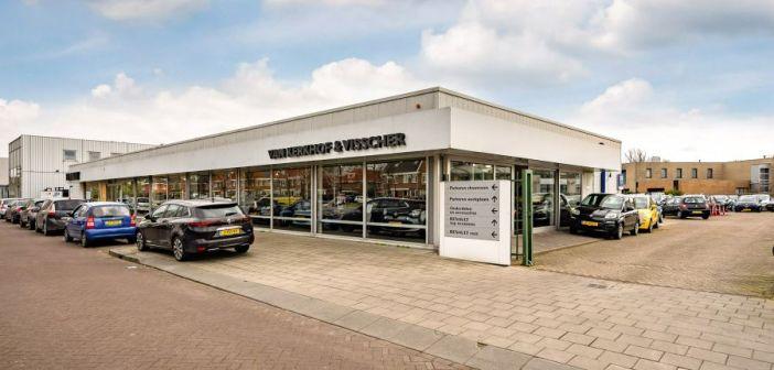 Kervis Services B.V. verkoopt multifunctioneel bedrijfspand in Spijkenisse