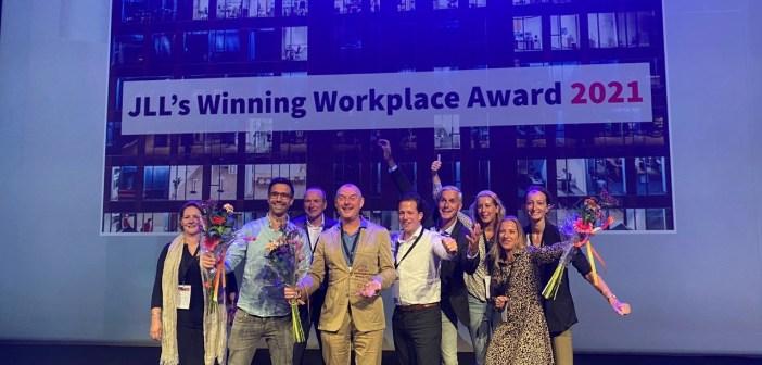 Nationale-Nederlanden heeft beste hybride werkplek van Nederland
