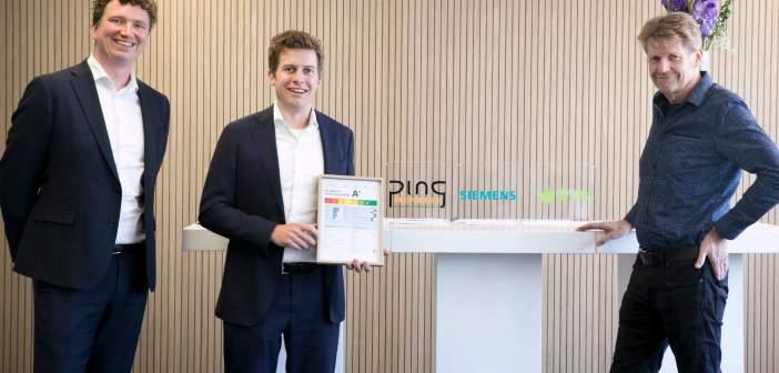PingProperties en BAM leveren duurzaam gerenoveerd kantoor op aan Siemens op de Dutch Tech Campus
