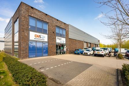 Sagax koopt light Industrial portefeuille van ca. 13.000 m² van Boers Vastgoed B.V.