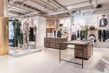 Samsøe Samsøe huurt nieuwe flagshipstore in Amsterdam